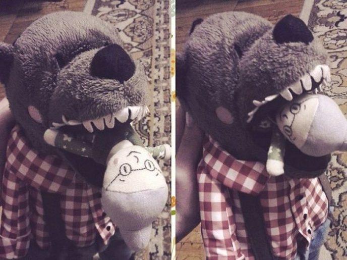 12 игрушек, которые напугают не только ребенка, но и взрослого