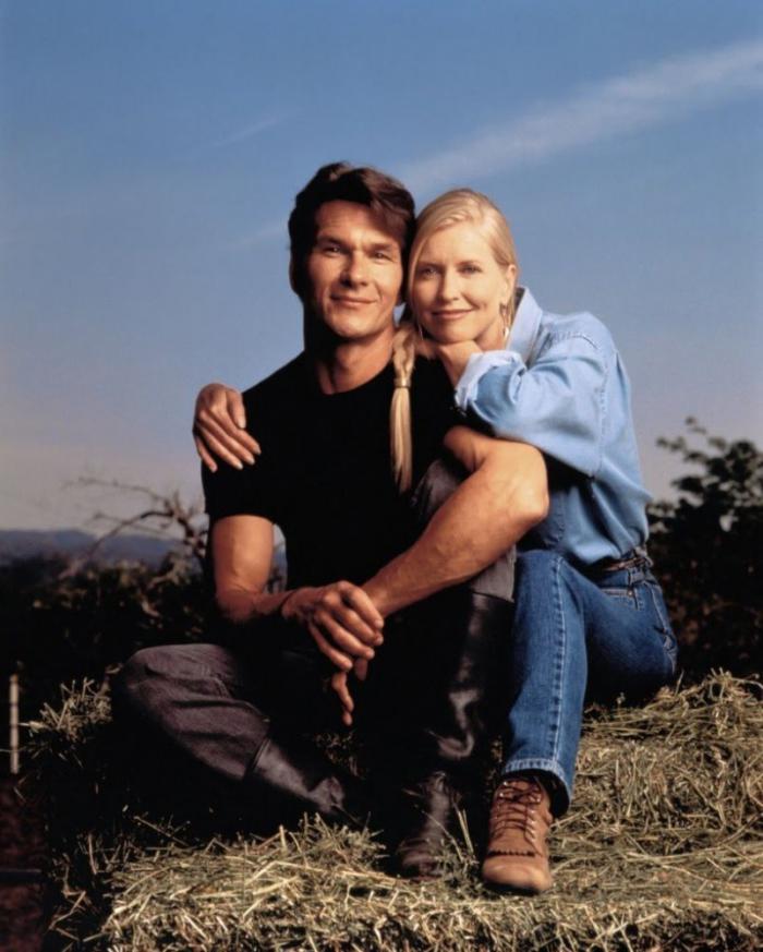 Его любили миллионы женщин, но кем бы он был без нее? История любви Патрика и Лизы.
