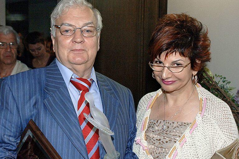 Роксана Бабаян о смерти Михаила Державина