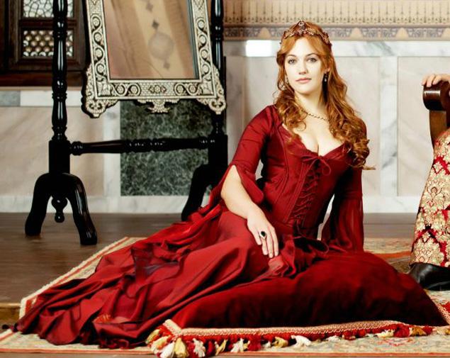 Сложная судьба самой красивой Роксоланы — Мерьем Узерли.
