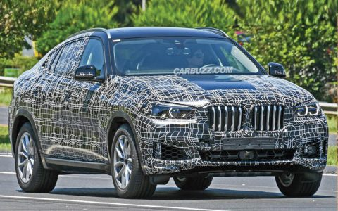 BMW X6 2019 года