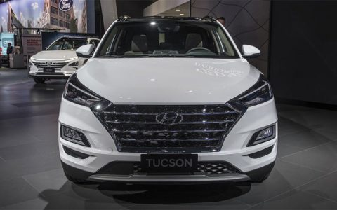 Hyundai Tucson 2019 года