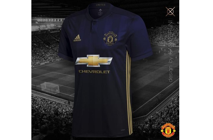 Новая форма Манчестер Юнайтед 2018-2019 года