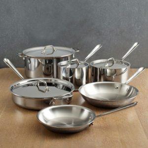 Как вернуть кухонной посуде первозданный вид