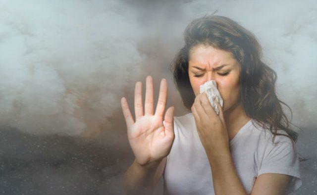 Как избавиться от запаха сигарет в помещении