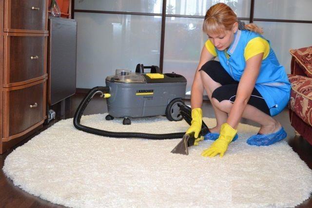 Эффективные способы очистки ковров в домашних условиях