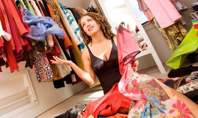 Приводим в порядок гардероб: избавляемся от лишних предметов одежды