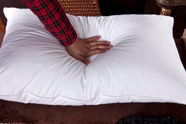 Критерии выбора правильной подушки для сна