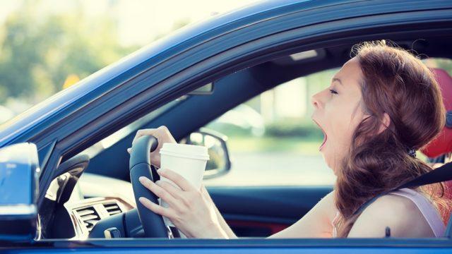 Как не уснуть, если предстоит провести за рулем длительное время?