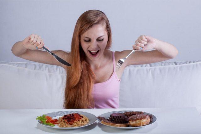 Что кушать, чтобы потолстеть, но при этом не навредить организму?