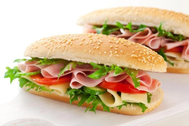 Правильный бутерброд — закуска на все случаи жизни