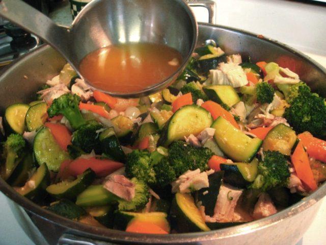 Советы по правильному приготовлению овощей