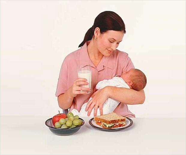 Диеты Кормящих Грудью Женщин. Выбираем диету для кормящей мамы