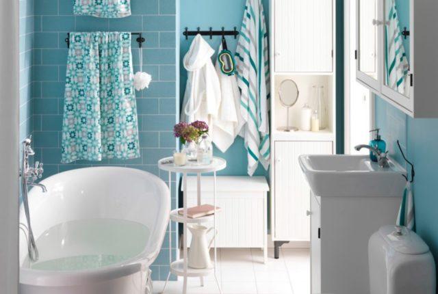 Универсальные идеи для ванной. Тактика хранения