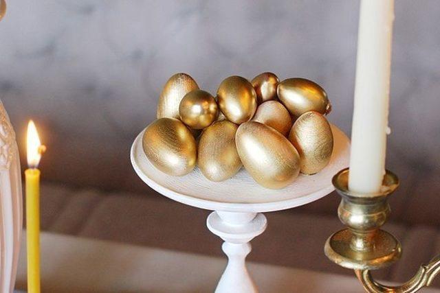 Как сделать самые красивые яйца на Пасху?