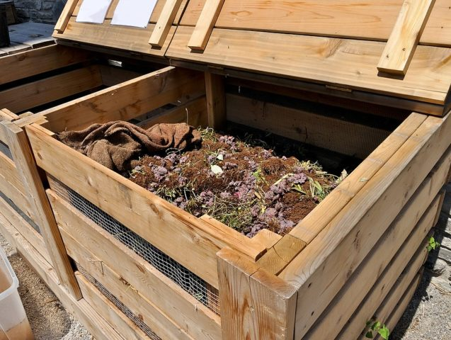 Как убыстрить созревание компоста?