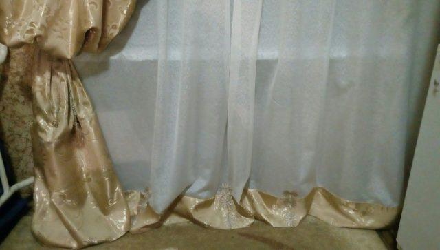 Тюль. Правильный уход за разными типами ткани