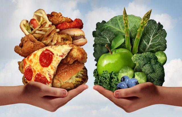 Три заблуждения о питании