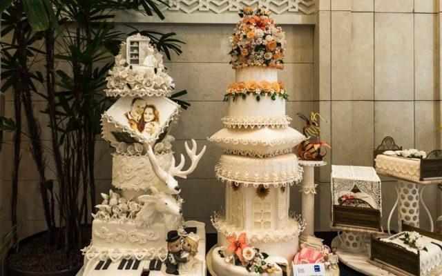 Как выбрать идеальный торт на свадьбу. 5 важных принципов