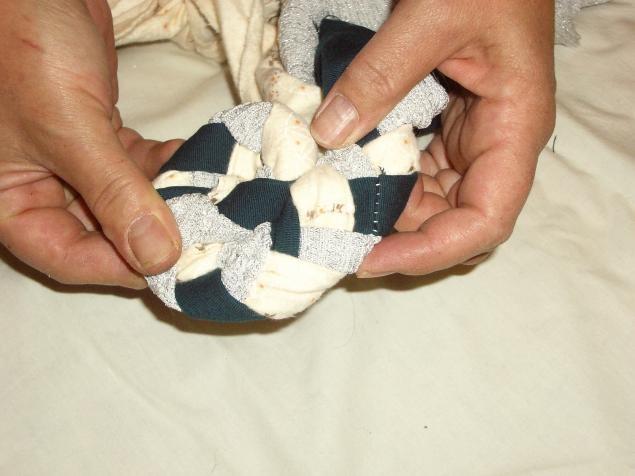 Прикроватный коврик своими руками