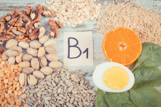 Полезные и вредные свойства витамин В1