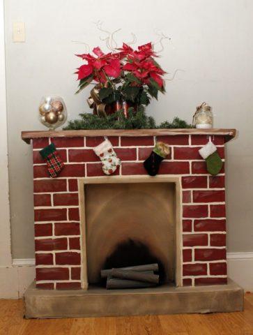 Делаем дом уютнее с помощью камина