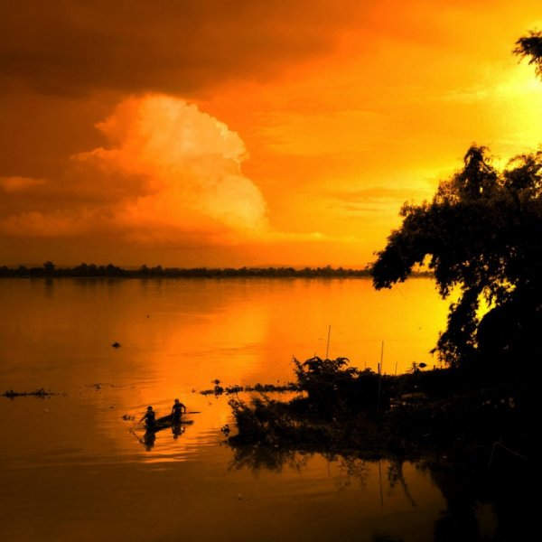 Лаос джунгли (28 фото)
