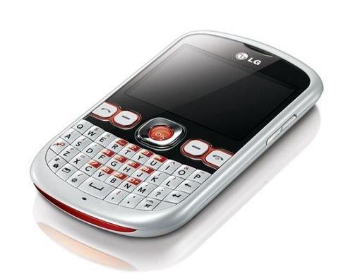 LG анонсирует мобильник Town C300