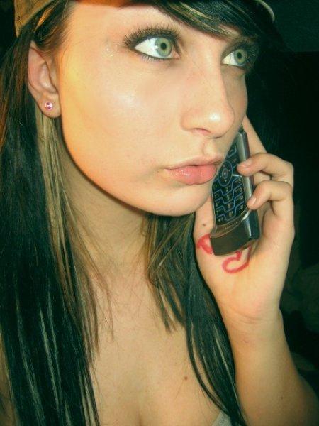 Я полностью загипнотизирован твоими красивыми глазами (124 фото)
